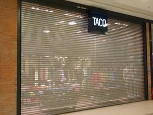 Porta de shopping automatica